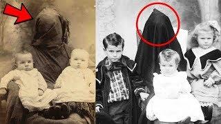 Зачем матери XIX века прятались на фото за своими детьми?