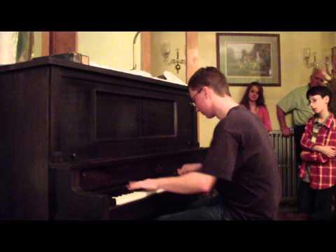 Adam Swanson 18 WALT DISNEY MEDLEY|Central PA Ragtime Festival|July 2012