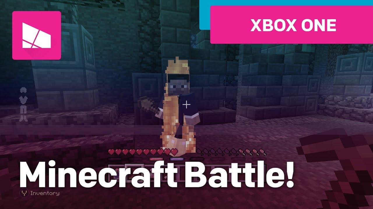 Minecraft Battle will bring player versus player battles to consoles