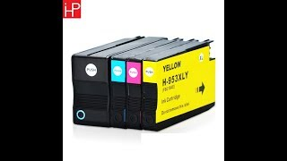 Compatible HP Ink Cartridge 953XL , 953 , L0S70AE/L0R40AE , F6U17AE , F6U18AE , F6U16AE