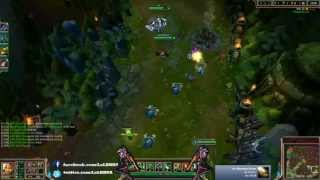 BestRivenNA plays Riven vs Shen top lane