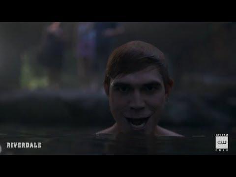 """3 сезон """"Ривердейл"""" I Неудачные кадры I Bloopers I Riverdale"""