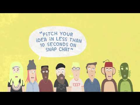 The Snapchat Pitch by DDB Oslo
