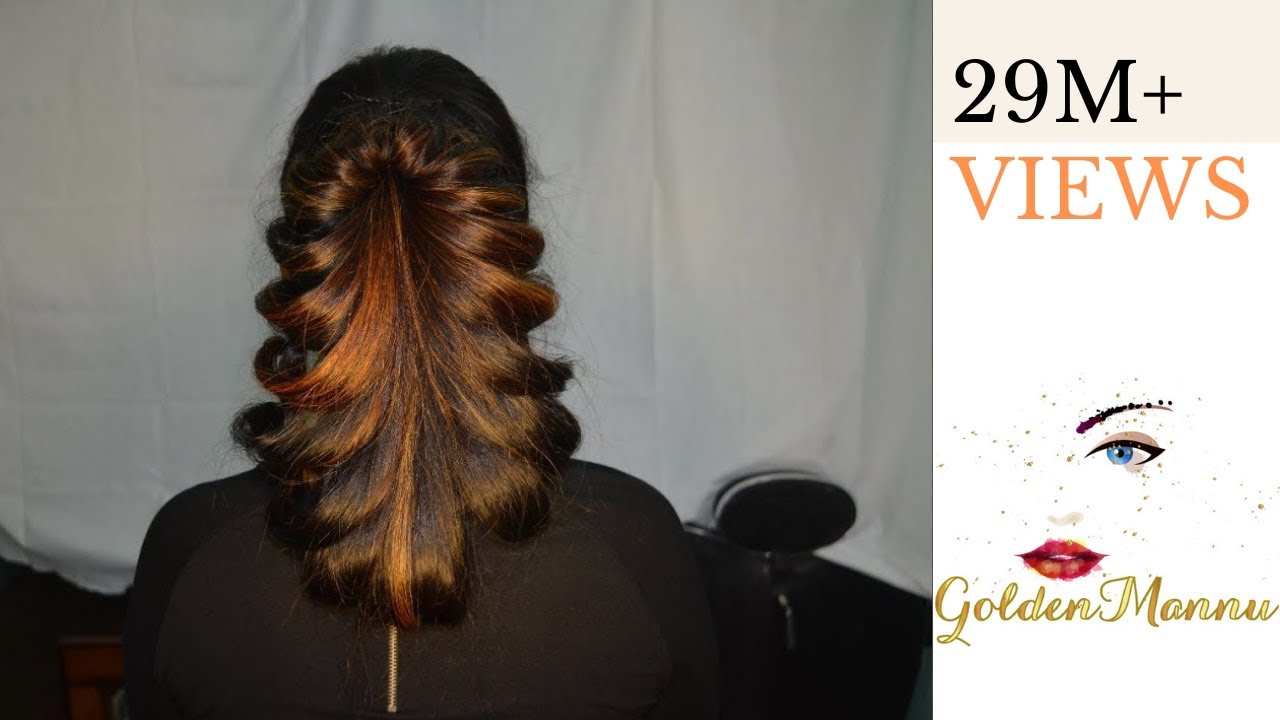 Image result for Latest Hairstyle For Parties| GoldenMannu
