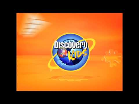 Discovery Kids Ident 'Cough (Fur Ball)' - YouTube