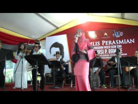 Amal AF 2016 & Jamilah - Aci Aci Buka Pintu & Cik Ainon Janda Muda