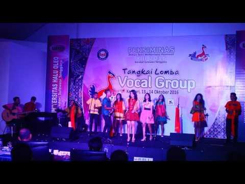 Wulele Sanggula (Jazz Cover) - VG. BPSMI Maluku @ Peksiminas XIII 2016 Univ. Haluoleo Kendari