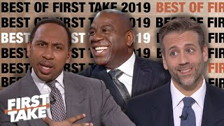 Best Espn First Take Cast