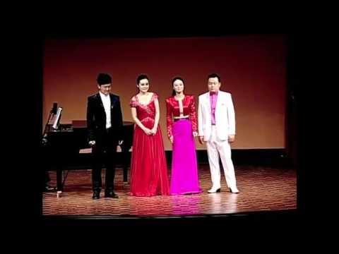 A Concert of Chinese Art and Folk Songs