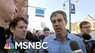 Beto O'Rourke Announces Run For President, Centers Message Around Unity | Hardball | MSNBC