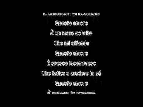 Questo amore doovi - Una finestra tra le stelle karaoke ...