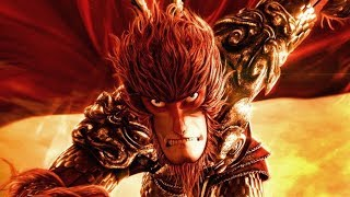 MONKEY KING: HERO IS BACK All Cutscenes (Game Movie) 1080p 60FPS