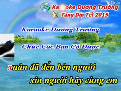 Karaoke xuan mai dvd full screen
