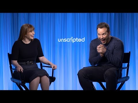 'Jurassic World: Fallen Kingdom' | Unscripted | Chris Pratt, Bryce Dallas Howard