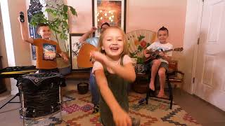"""Colt Clark and the Quarantine Kids play """"All Together Now"""""""