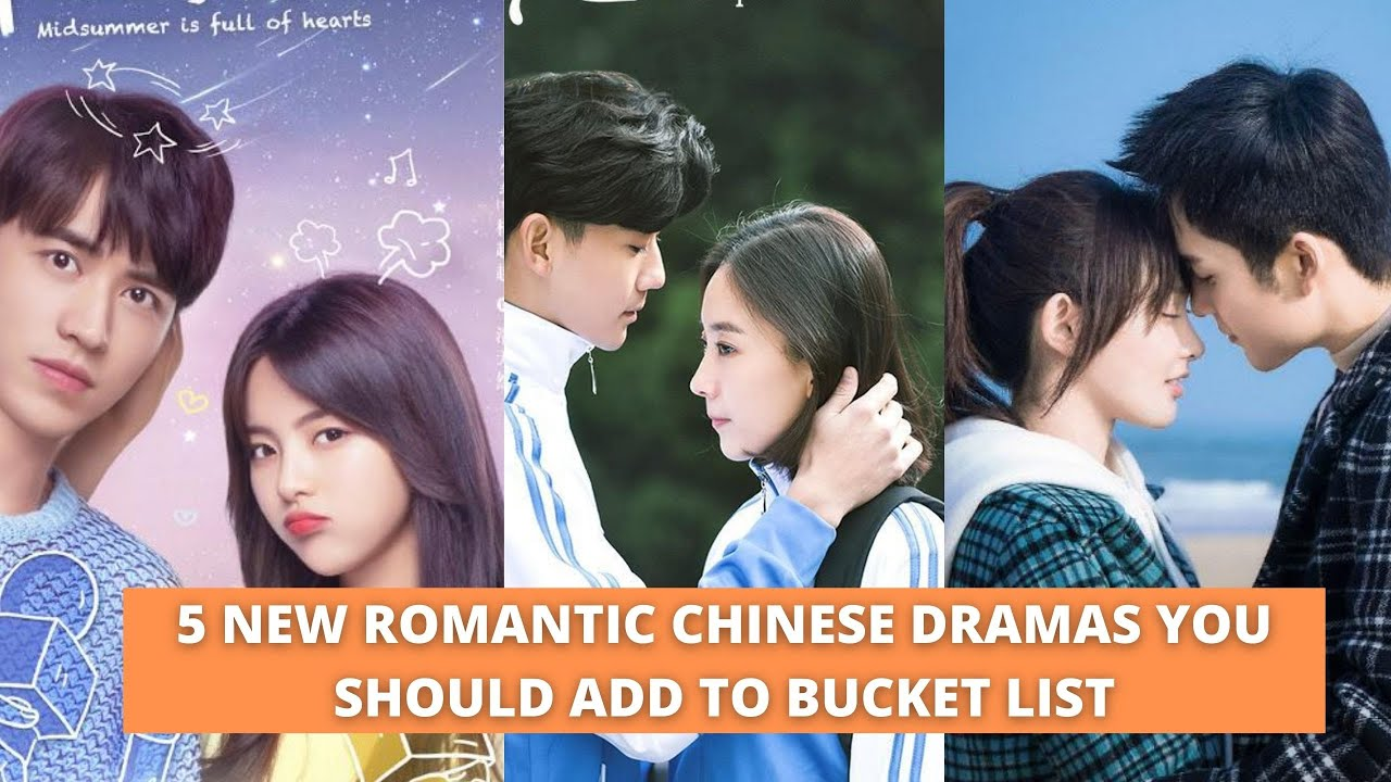 Download 5 New Romantic Chinese Dramas you should add to Bucket List UnqDramas  [1080P HD]