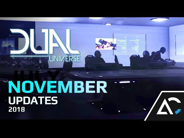 Ark Central Dual Universe: November 2018