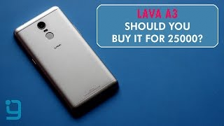 Lava A3 Full Review: Should You Buy it?