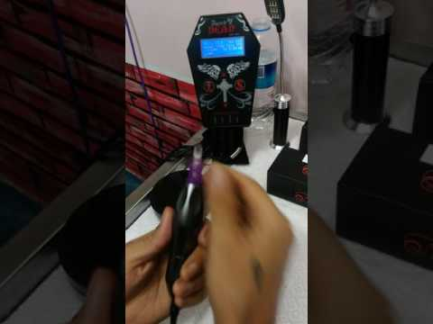 Tattoo pen machine -Penyanish tattoo machine and Vanity machine-Robin Varol