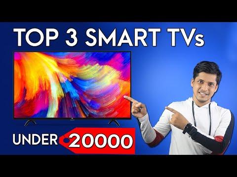 TOP 3 Smart TVs Under 20000 In 2021
