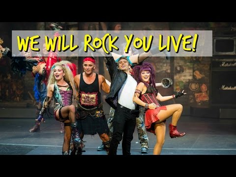 We will Rock You Live from Royal Caribbean!! | Life with Lo