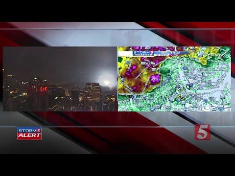 Nashville Tornado Coverage (3/2/20 - 3/3/20): WTVF Part 1