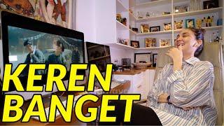 REACTION Agust D '대취타' MV SUMPAH KEREN ABISSS, TAPI...