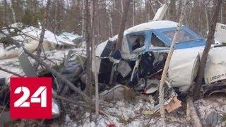 Крушение самолета L-410: отрабатываются три версии - Россия 24