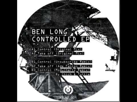 Ben Long - Control (Original Mix)