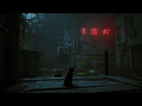 STRAY | Gameplay Walkthrough