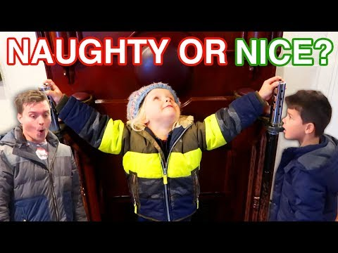 IS SHE NAUGHTY OR NICE!? (Samika Vlogmas Day 9)