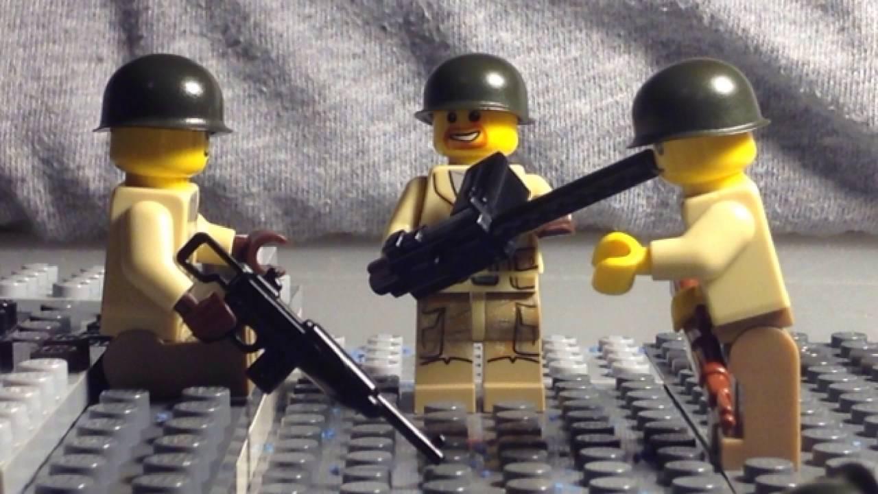 Lego WW2:Battle of Iwo Jima - YouTube