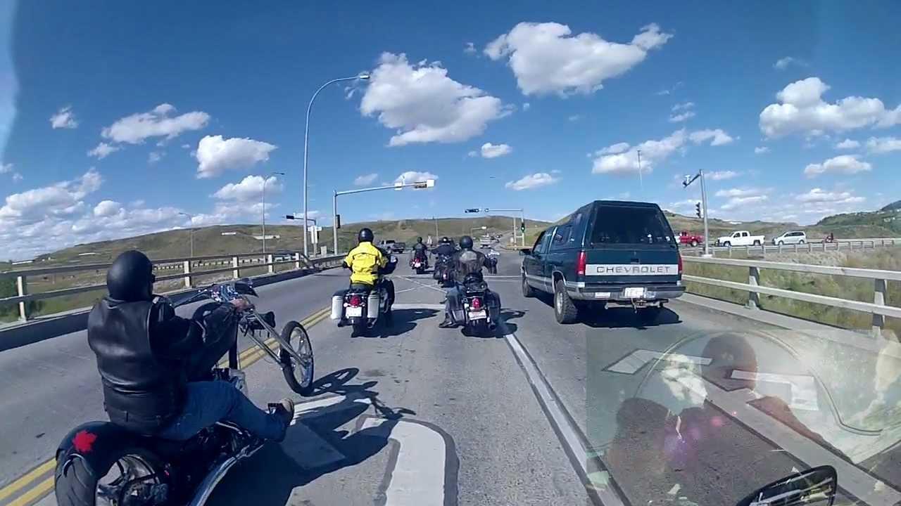 Yamaha R1 Bugging Choppers. Motorcycle Vlog