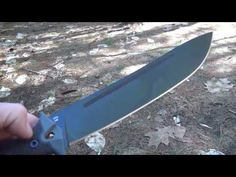 Kershaw Camp 14 - Test