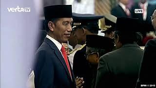 Live Streaming! Pelantikan Presiden & Wakil Presiden RI Periode 2019-2024 - Indonesia Maju