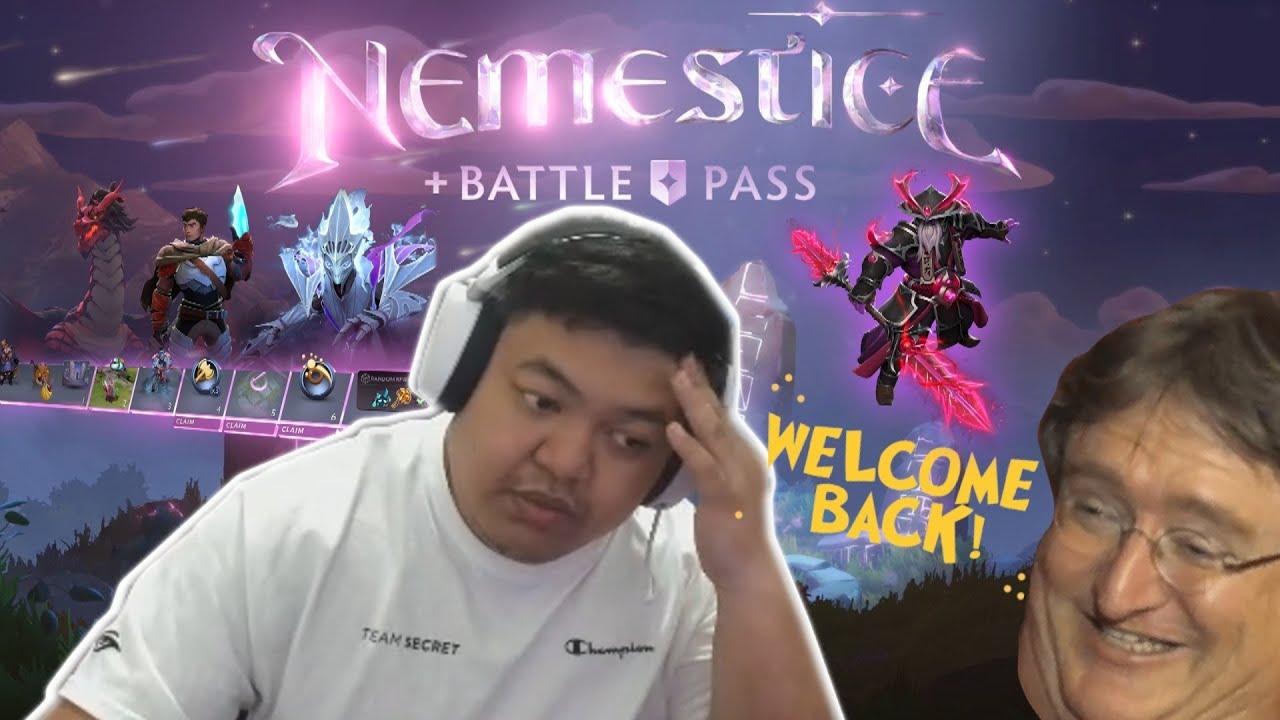 WELCOME BACK! Kuyanic's Treasure Opening - Nemestice 2021 Immortal Treasure!