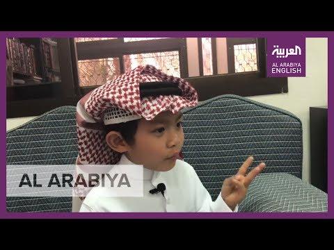 Filipino child who can only speak fluent Arabic
