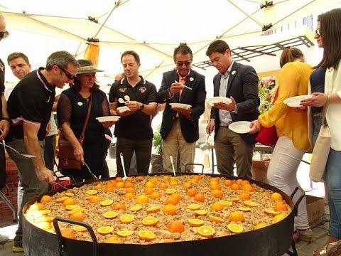 Resultado de imagen de fiesta de la naranja coin