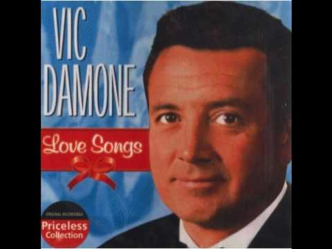 """On the Street Where You Live""Vic Damone"