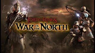 Властелин Колец. Война на Севере: Эттинский мшатник (прохождение игры)