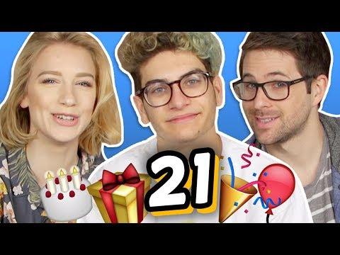 NOAH'S 21st BIRTHDAY! The  w No Name