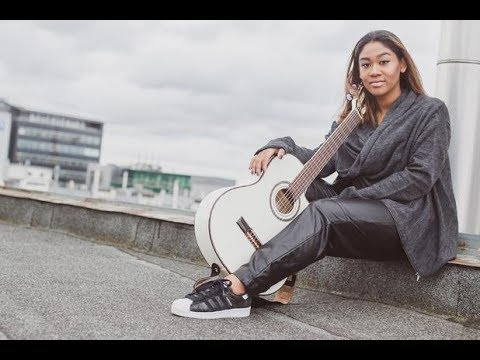 david-alaba's-sister,-rose-may,-takes-nigerian-music-space-by-storm