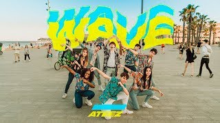 [KPOP IN PUBLIC] ATEEZ(에이티즈) - WAVE | Dance Cover by RStar (One Shot ver.)