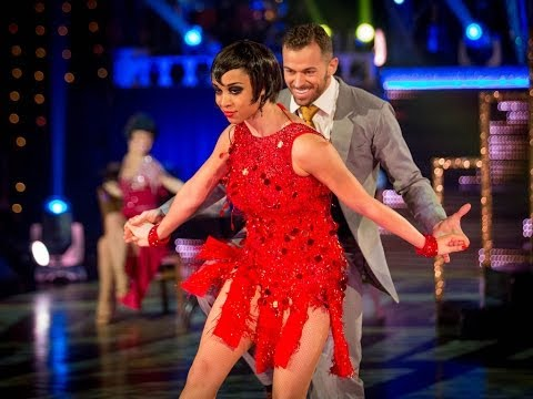 Natalie Gumede & Artem dance the Charleston to 'Bang Bang'  Strictly Come Dancing: 2013  BBC One