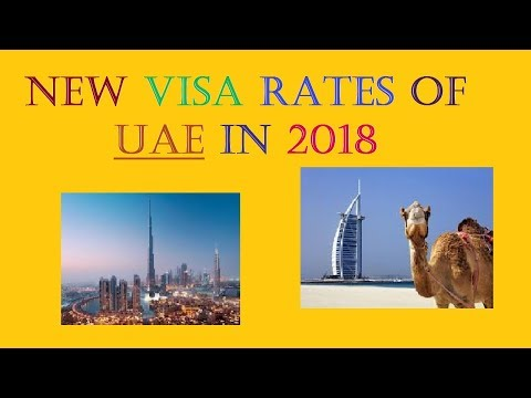NEW VISA CHARGES OF UAE 2018.#Guru Ki Vani