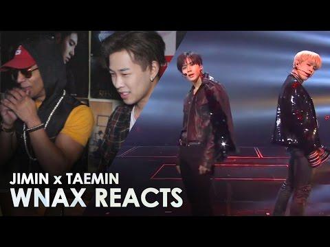 "KBS 가요대축제 - ""TWO MIN"" [ JIMIN X TAEMIN ] REACTION VIDEO #wnax"
