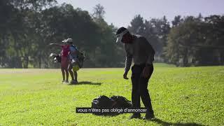 Règles de golf 2019 : Fin de l'obligation d'annonce pour relever sa balle