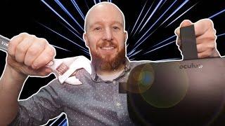 how to tweak oculus rift performance using oculus tray tool works