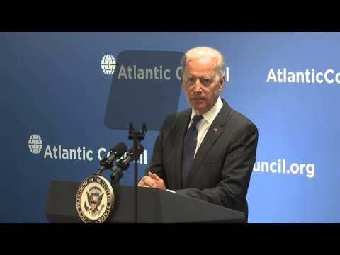 Toward a Europe Whole and Free: Closing Remarks by Vice President Joe Biden