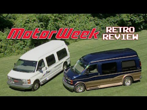 Retro Review: 2000 Mark III GMC Conversion Vans